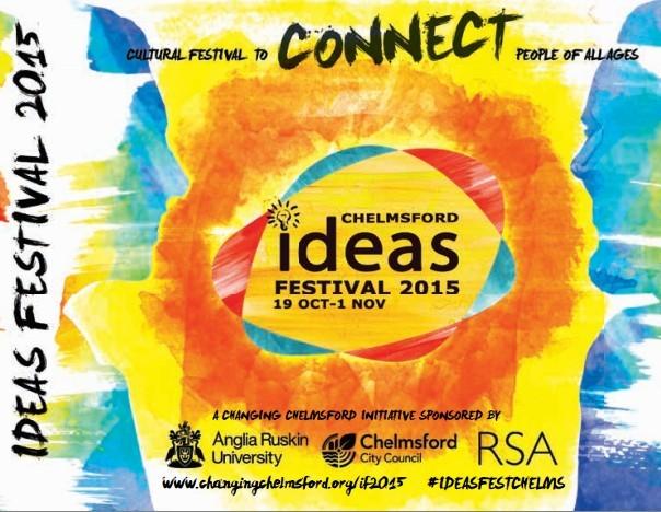 Ideas Festival 2015Chelmsford, Essex |