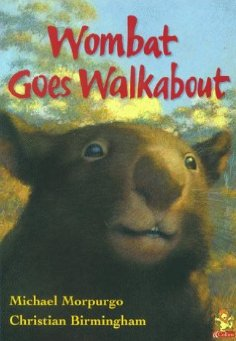 Wombat Goes Walkabout Pic-m