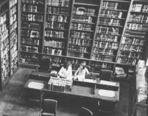 Whither libraries?