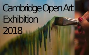 Cambridge Open Art Exhibition 2018