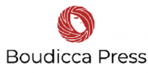 Boudicca Press - logotype image and web link